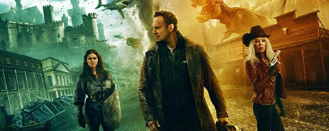 The last Sharknado – It's about Time!
