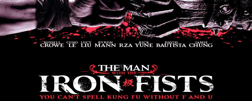 The Man with the Iron Fists (L'uomo con i pugni di ferro)