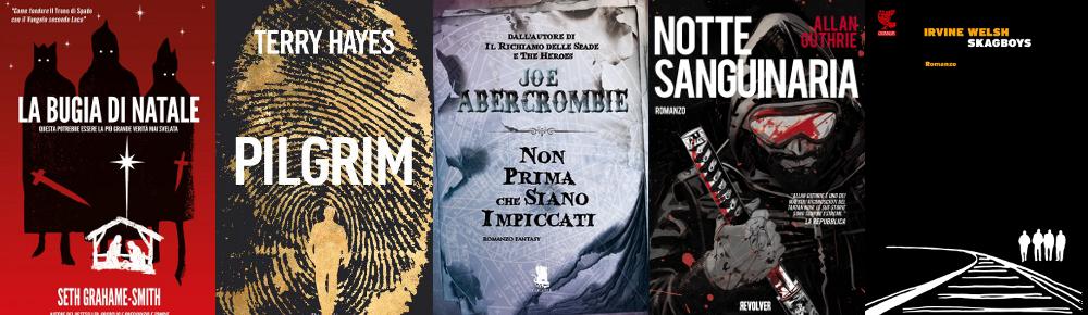 I libri più belli del 2013, la top10 Sugarpulp del 2013: ecco i libri che quest'anno ci sono piaciuti di più