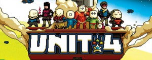 Unit 4 di Gamera Interactive disponibile per XBoxe One e Steam