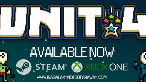 Unit 4 from Gamera Interactive available on Xbox One ad Steam