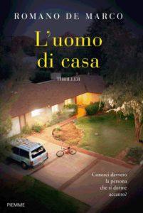 L' uomo di casa di Romano del Marco, copertina