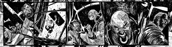 Valen, un fumetto di Micheil Alan Nelson e Matteo Scalera