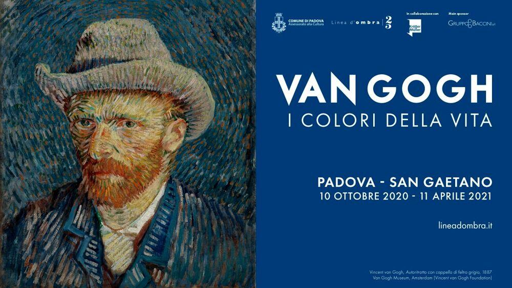 Van Gogh. I colori della vita, la mostra a Padova