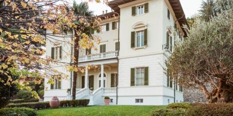 Soggiorno a Villa Erre, il primo B&B Letterario